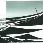 Meeresstille und glückliche Fahrt