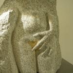 WANDGEHEIMNIS (Granit/Blattgold)