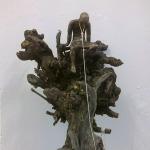 ABGRUNG (Weinstock/Bronze)