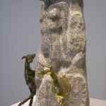 DIANA (Granit/Bronze)